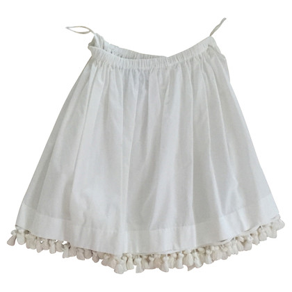 Miu Miu Mini skirt with Pom