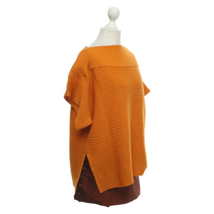 Ferre Sweater in ocher yellow