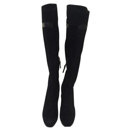 Fendi Suede boots