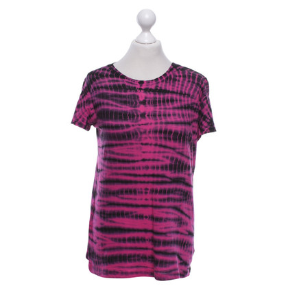 Proenza Schouler T-shirt in black / pink