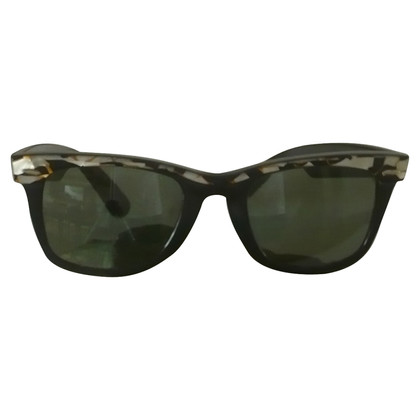 Ray Ban Sonnenbrille in Schildpatt-Optik