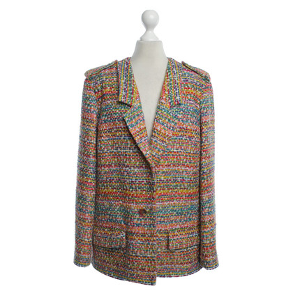 Chanel Blazer with Bouclé