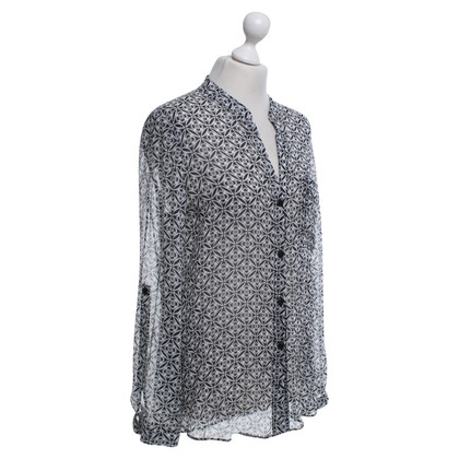 Diane von Furstenberg Blouse with pattern