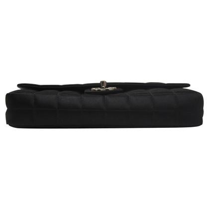 Chanel raso di seta Flap Bag
