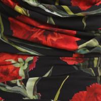 Dolce & Gabbana Jurk met bloemmotief