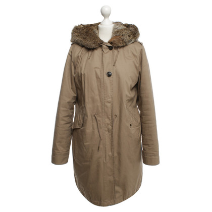 Woolrich Parka with fur