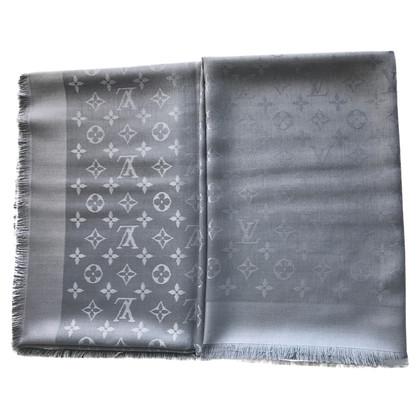 Louis Vuitton Monogram cloth in grey