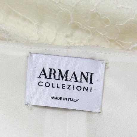 Angebote Armani Brautkleid Creme Billig Zahlung Mit Visa Bequem ...