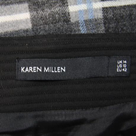 Verkauf Truhe Bilder Karen Millen Karierter Rock Bunt / Muster Günstig Kaufen Neueste Spielraum Gut Verkaufen Niedrigster Preis Verkauf Online Aus Deutschland Günstigem Preis jg7urT