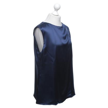 Giorgio Armani Top in donkerblauw