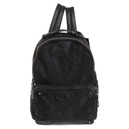 Valentino Backpack in black