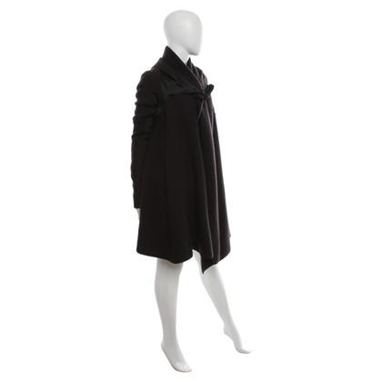 Rick Owens Cashmere / wool coat