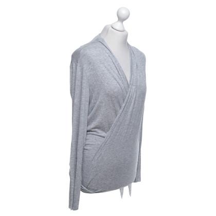 Allude Cardigan in grigio