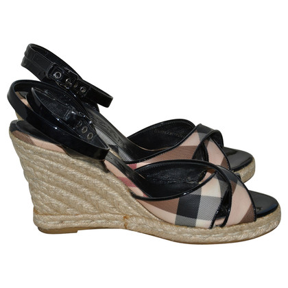 Burberry Sandals with wedge heel