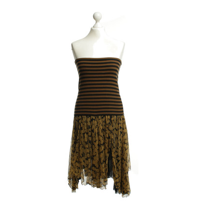 Sonia Rykiel Summer dress with pattern mix
