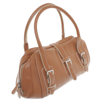 Loewe Handtasche in Braun