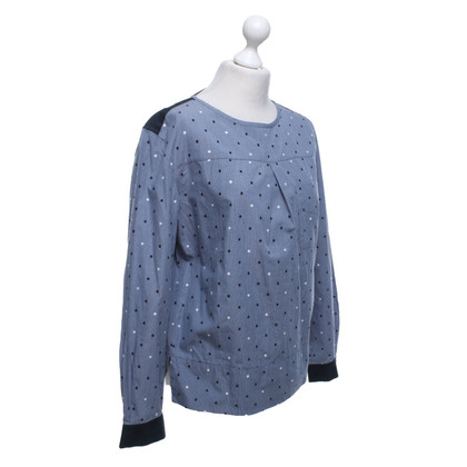 See by Chloé Blouse met patroon