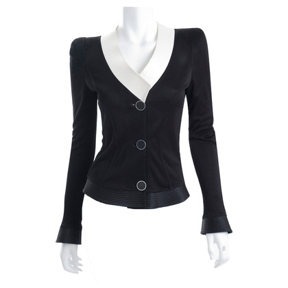 Armani Jacket with satin collar