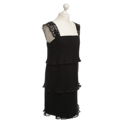 La Perla Loose-fitting dress in black