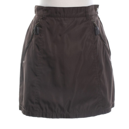 Prada skirt in brown
