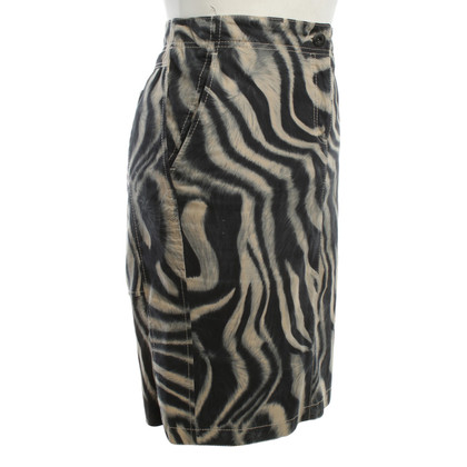 Marc Cain Pencil skirt in bicolor