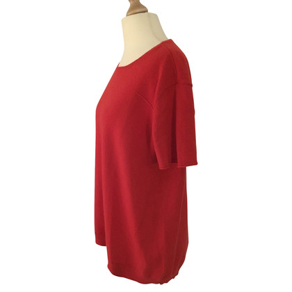 Schumacher Cashmere sweater in red