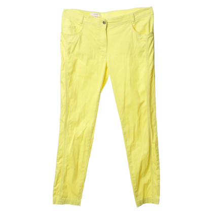 Laurèl Yellow jeans