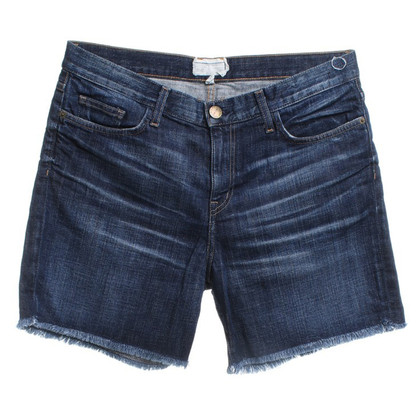 Current Elliott shorts in denim