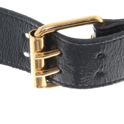 Matthew Williamson for H&M Waist belt in petrol