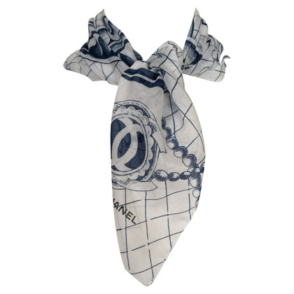 Chanel Cloth with logo print