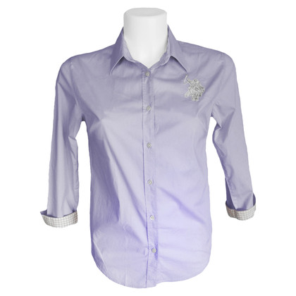 Polo Ralph Lauren Bluse mit Stickerei