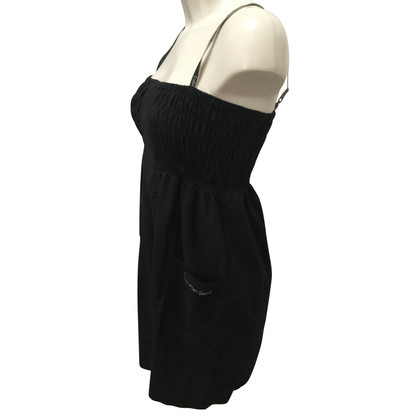 Calvin Klein Strap dress in black
