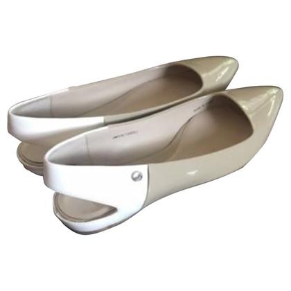 Versace Versace Jeans ballet flat shoes