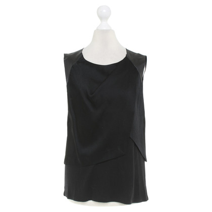 Maje Top in nero