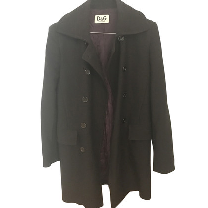 D&G manteau court