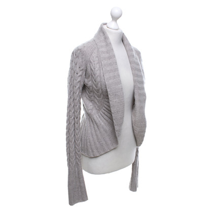 FTC Short cashmere cardigan