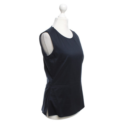 Hugo Boss Sleeveless top in Navy