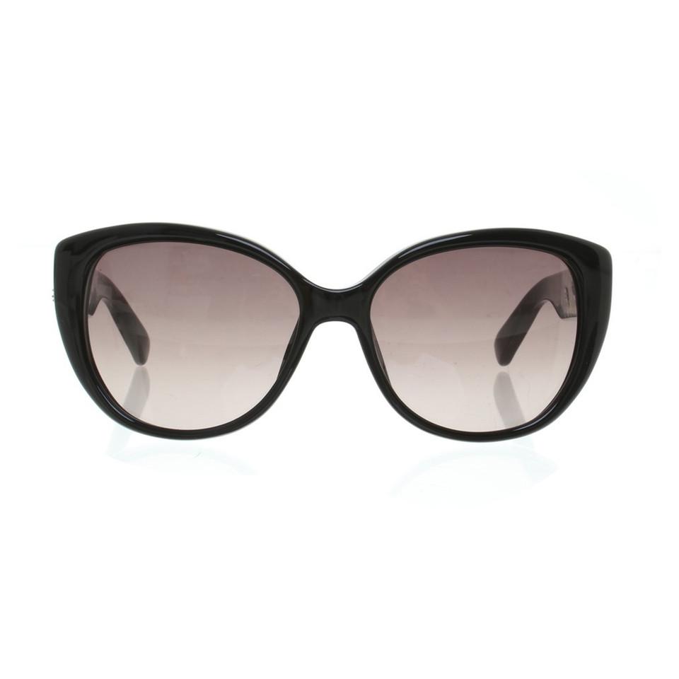 christian dior sonnenbrille mit schmucksteinen second. Black Bedroom Furniture Sets. Home Design Ideas