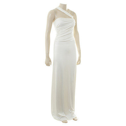 Halston Heritage Evening dress in white