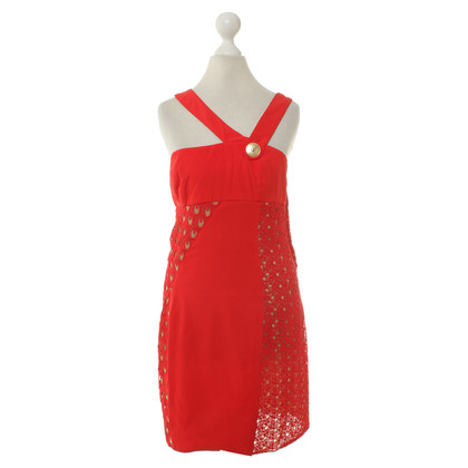 Versace for H&M Elegant red dress