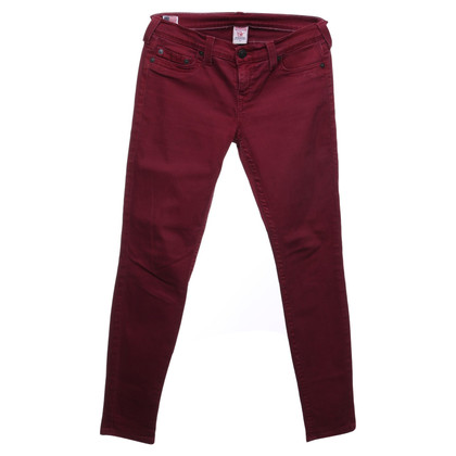 True Religion trousers in Bordeaux