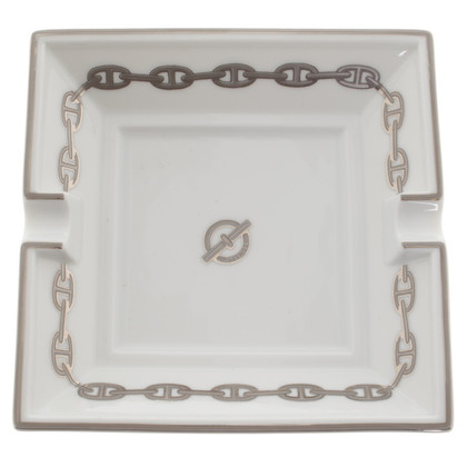 Hermès Ashtray made of porcelain