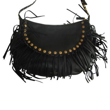 Valentino Shoulder bag with fringes