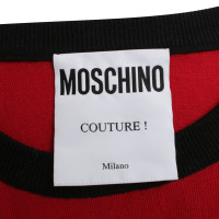 Moschino Sweater with pattern print