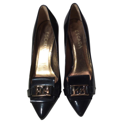 Escada Patent leather Pumps