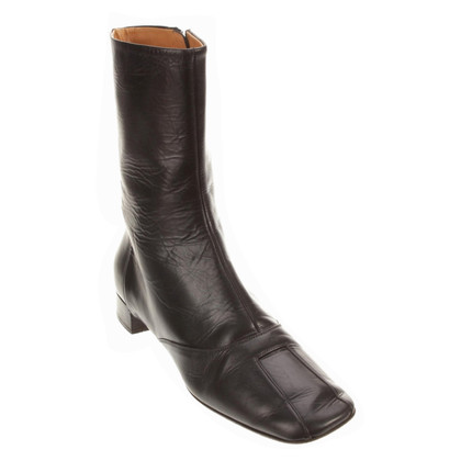 Bally Black Ankle Boots