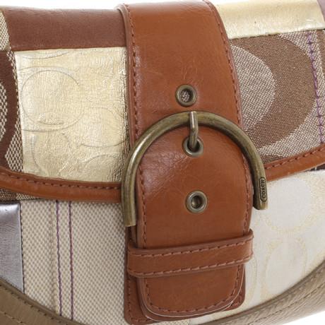 Erstaunlicher Preis Auf Der Suche Nach Coach Handtasche in Multicolor Bunt / Muster bEWPt94Vxg