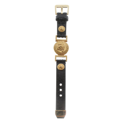 Versace Snake leather bracelet