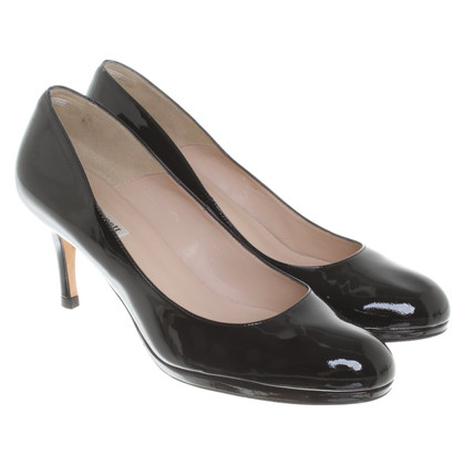 L.K. Bennett pumps in patent leather