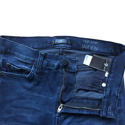 7 For All Mankind High Waist Jeans